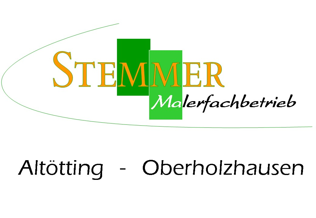 Der Malerbetrieb in Altötting - Malerfachbetrieb Andreas Stemmer.